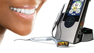 Optical Component for Teeth Whitening
