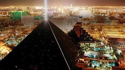 Optical reflectors for Luxor