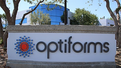 Optiforms Capabilities